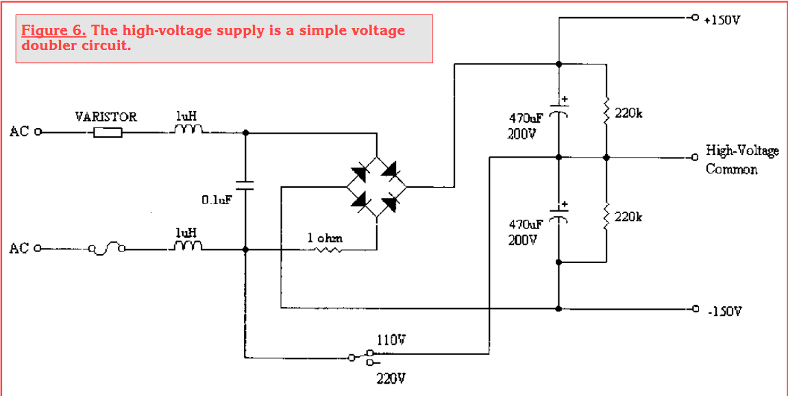 mystery power supply